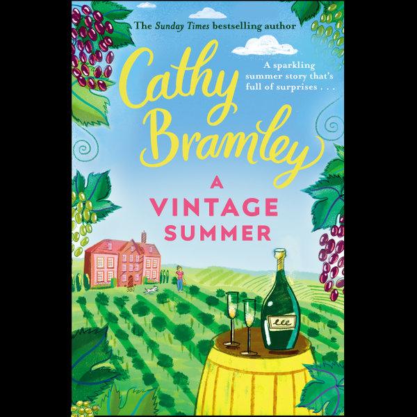 A Vintage Summer - Cathy Bramley   Karta-nauczyciela.org
