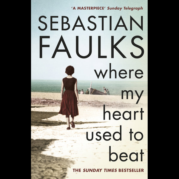 Where My Heart Used to Beat - Sebastian Faulks | Karta-nauczyciela.org
