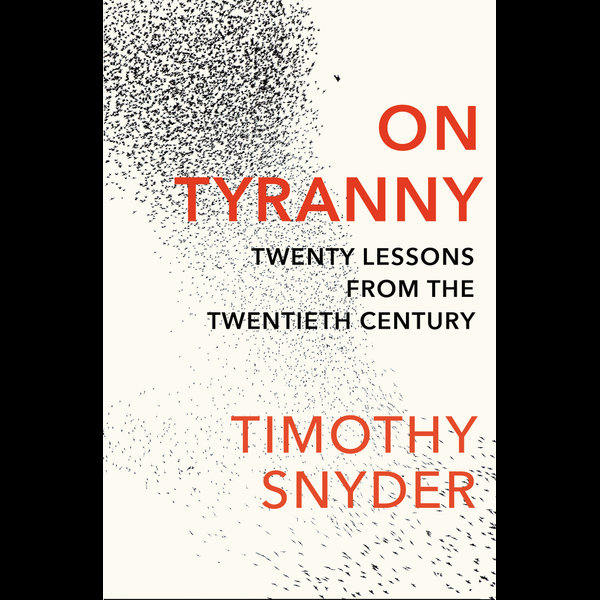 On Tyranny - Timothy Snyder   Karta-nauczyciela.org
