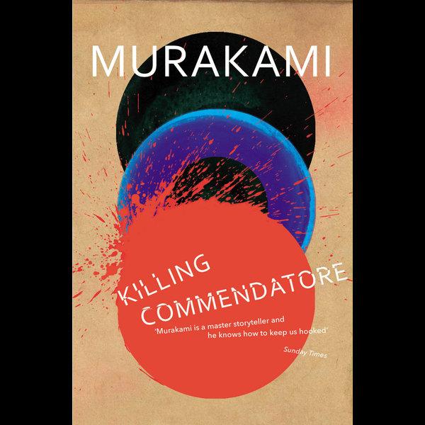 Killing Commendatore - Haruki Murakami | Karta-nauczyciela.org