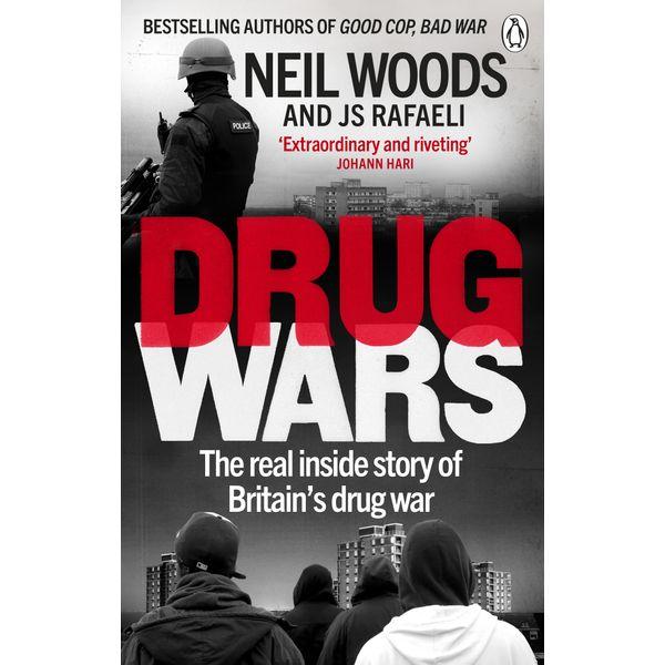 Drug Wars - Neil Woods, J S Rafaeli | Karta-nauczyciela.org