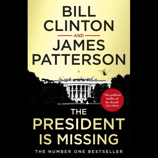 The President is Missing - President Bill Clinton, James Patterson | Karta-nauczyciela.org