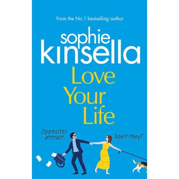 Love Your Life - Sophie Kinsella | Karta-nauczyciela.org