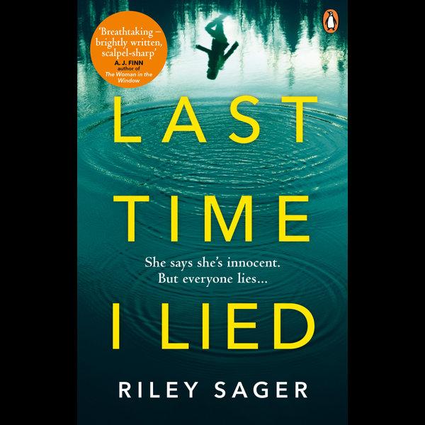 Last Time I Lied - Riley Sager | Karta-nauczyciela.org