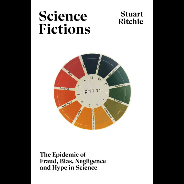 Science Fictions - Stuart Ritchie   Karta-nauczyciela.org