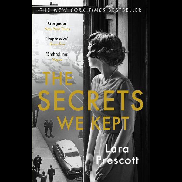 The Secrets We Kept - Lara Prescott   Karta-nauczyciela.org