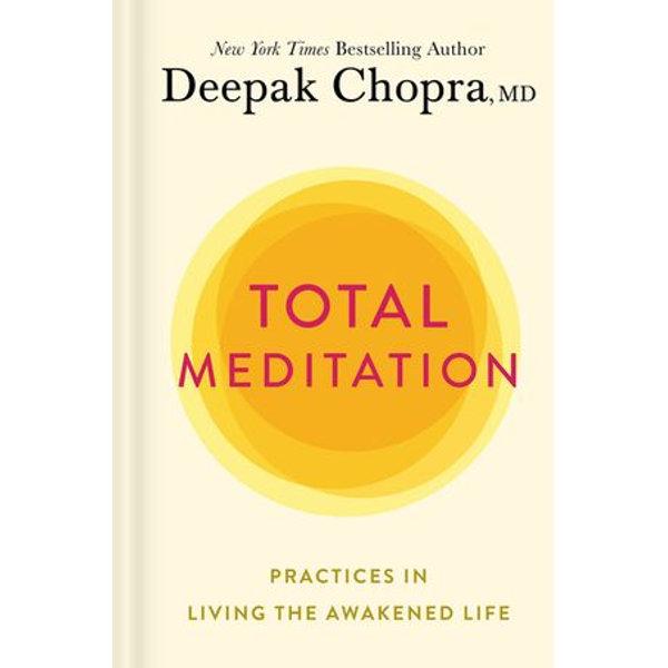 Total Meditation - Dr Deepak Chopra | Karta-nauczyciela.org