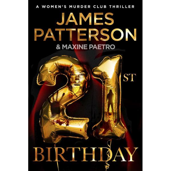 21st Birthday - James Patterson   Karta-nauczyciela.org