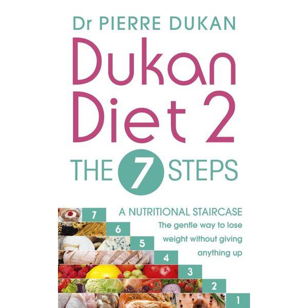 Dukan Diet 2 - The 7 Steps - Dr Pierre Dukan | Karta-nauczyciela.org