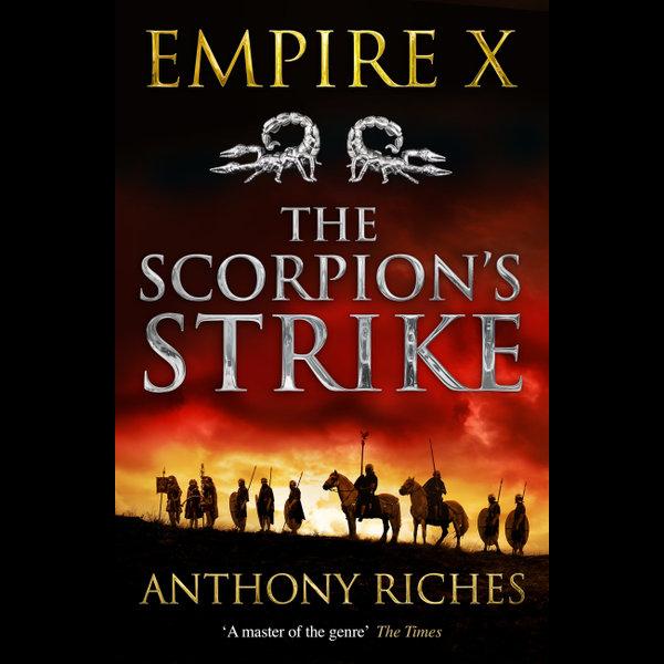 The Scorpion's Strike - Anthony Riches   Karta-nauczyciela.org