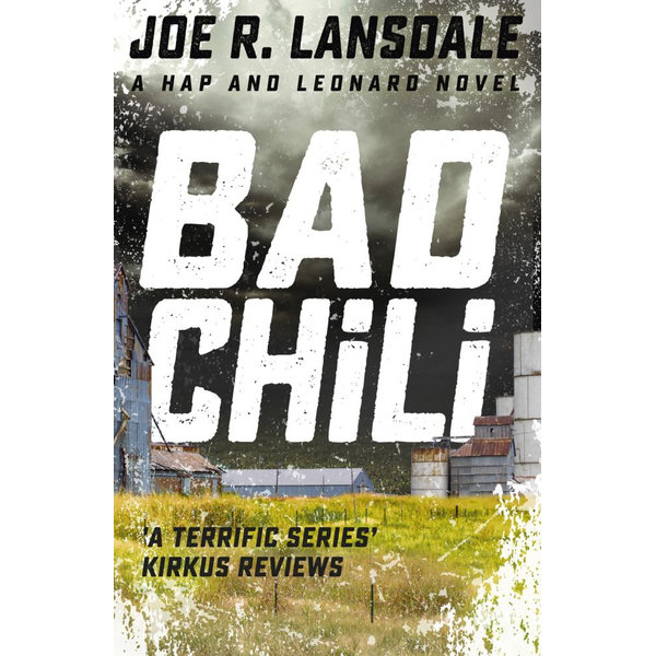 Bad Chili - Joe R. Lansdale | Karta-nauczyciela.org