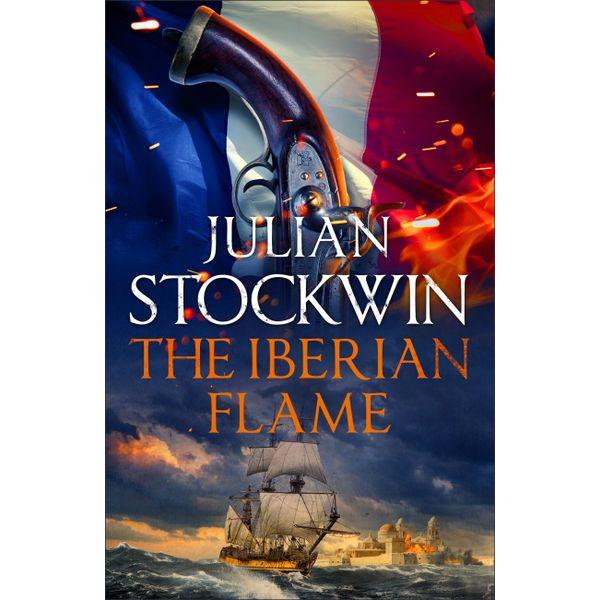 The Iberian Flame - Julian Stockwin | Karta-nauczyciela.org