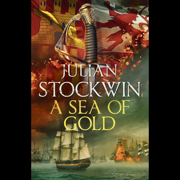 A Sea of Gold - Julian Stockwin | Karta-nauczyciela.org