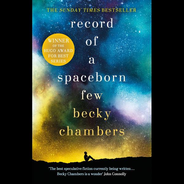 Record of a Spaceborn Few - Becky Chambers | Karta-nauczyciela.org