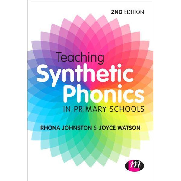 Teaching Synthetic Phonics - Rhona Johnston, Joyce Watson | Karta-nauczyciela.org