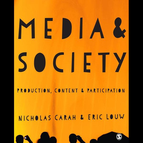Media and Society - Nicholas Carah, Eric Louw | Karta-nauczyciela.org