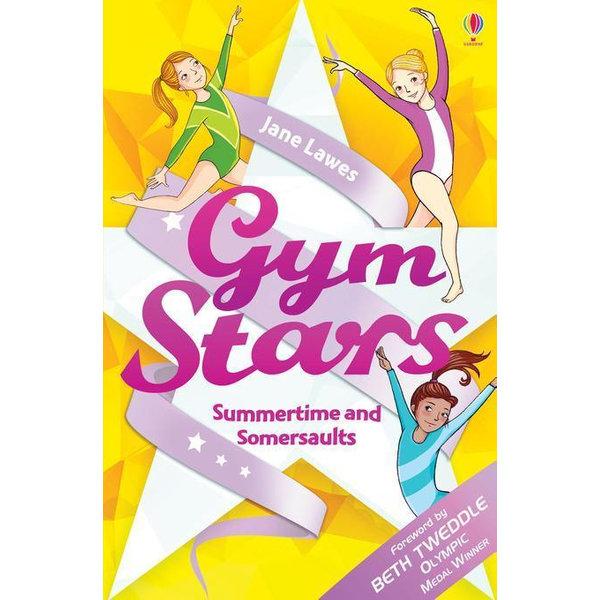 Gym Stars - Jane Lawes | Karta-nauczyciela.org