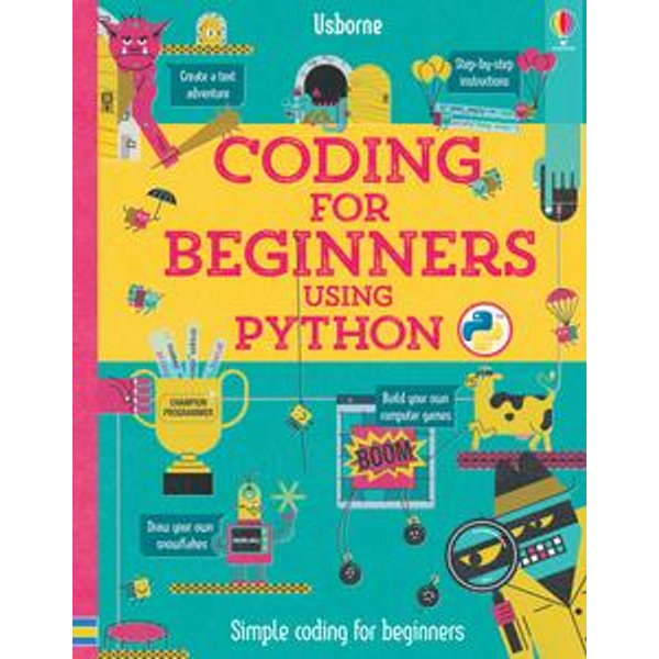 Coding for Beginners - Louie Stowell | Karta-nauczyciela.org