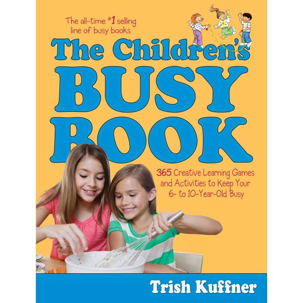 The Children's Busy Book - Trish Kuffner | Karta-nauczyciela.org