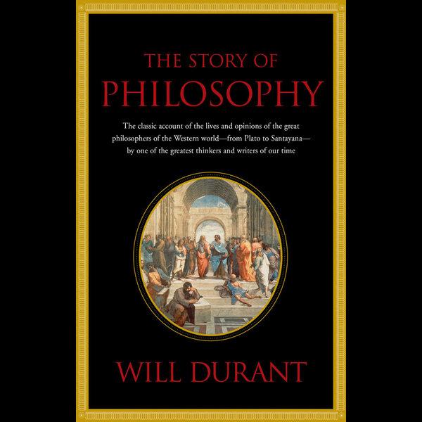 Story of Philosophy - Will Durant   Karta-nauczyciela.org