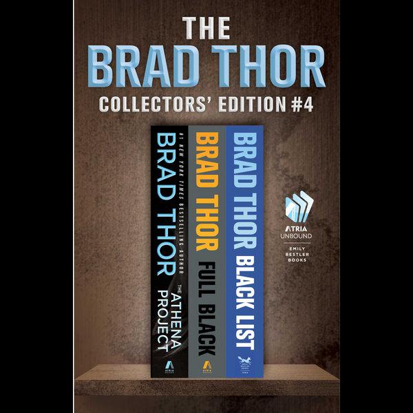 Brad Thor Collectors' Edition #4 - Brad Thor   Karta-nauczyciela.org