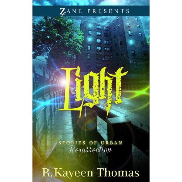 Light - R. Kayeen Thomas | Karta-nauczyciela.org