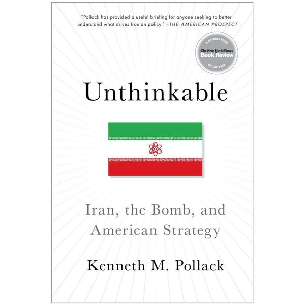 Unthinkable - Kenneth Pollack | Karta-nauczyciela.org