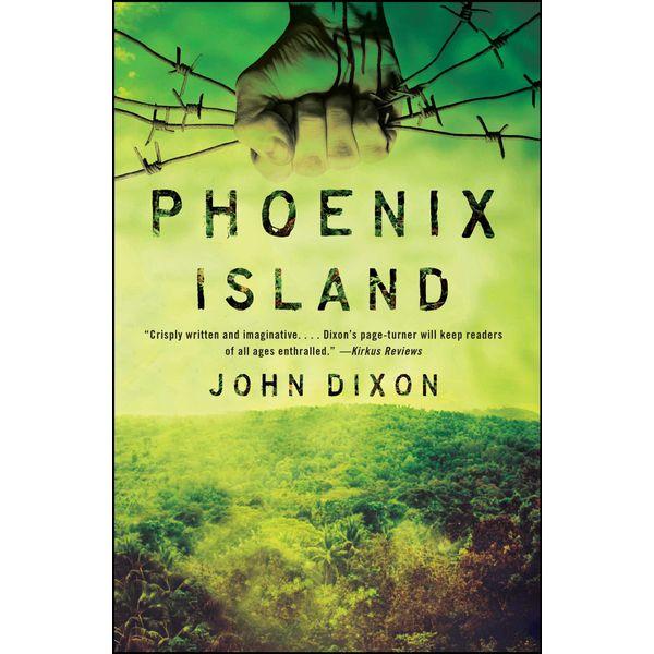 Phoenix Island - John Dixon   Karta-nauczyciela.org