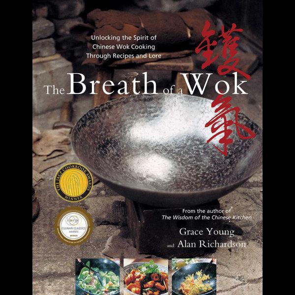 The Breath of a Wok - Grace Young, Alan Richardson | Karta-nauczyciela.org