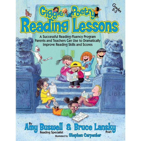 Giggle Poetry Reading Lessons - Amy Buswell, Bruce Lansky, Stephen Carpenter (Illustrator)   Karta-nauczyciela.org