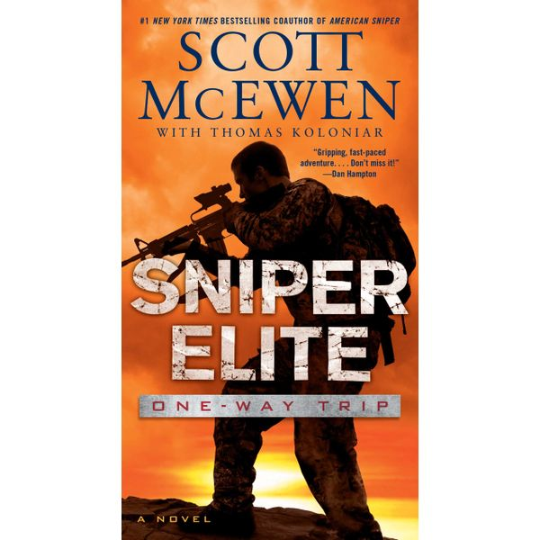Sniper Elite: One-Way Trip - Scott McEwen, Thomas Koloniar   Karta-nauczyciela.org
