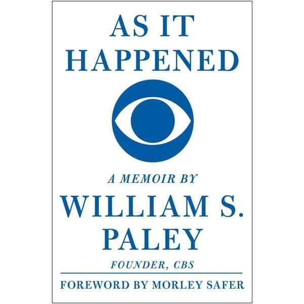 As It Happened - William S. Paley | Karta-nauczyciela.org