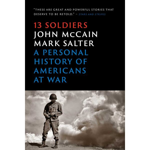 Thirteen Soldiers - John McCain, Mark Salter | Karta-nauczyciela.org