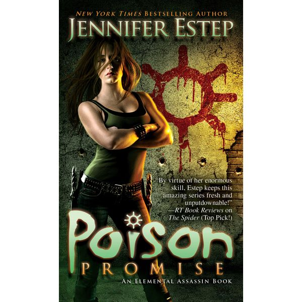 Poison Promise - Jennifer Estep   Karta-nauczyciela.org
