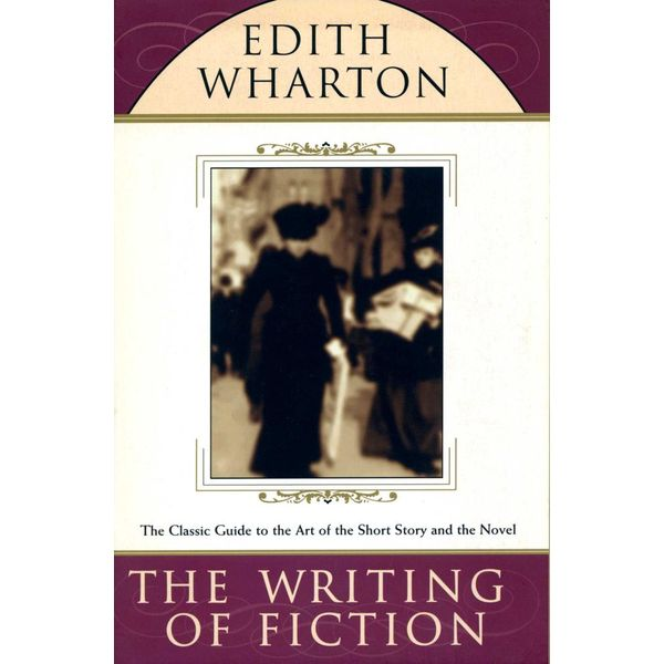 The Writing of Fiction - Edith Wharton   Karta-nauczyciela.org