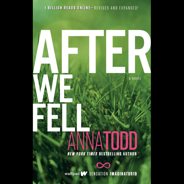 After We Fell - Anna Todd   Karta-nauczyciela.org