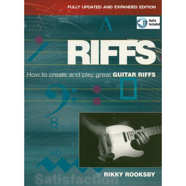 Riffs - Rikky Rooksby | Karta-nauczyciela.org