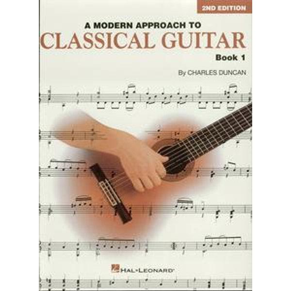A Modern Approach to Classical Guitar (Music Instruction) - Charles Duncan | Karta-nauczyciela.org