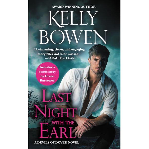 Last Night With the Earl - Kelly Bowen | Karta-nauczyciela.org