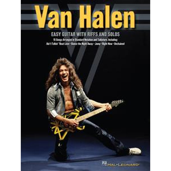 Van Halen - Easy Guitar with Riffs and Solos (with Tab) - Van Halen | 2020-eala-conference.org