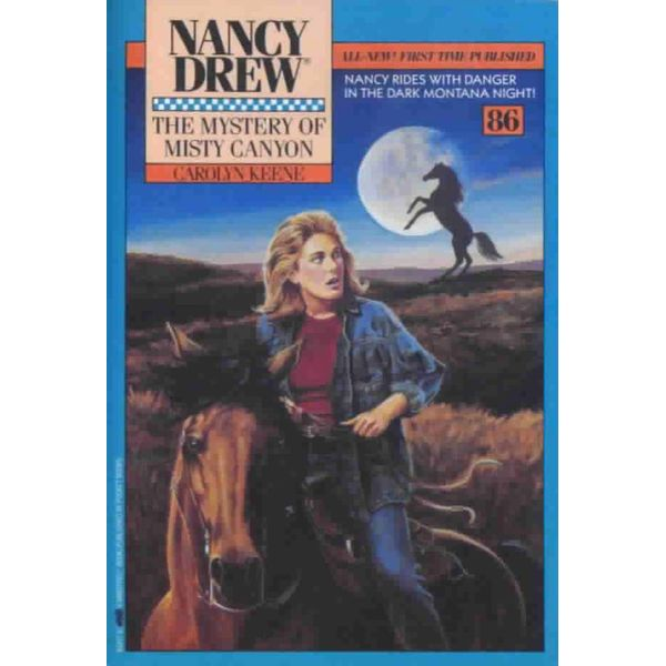 The Mystery of Misty Canyon - Carolyn Keene | Karta-nauczyciela.org
