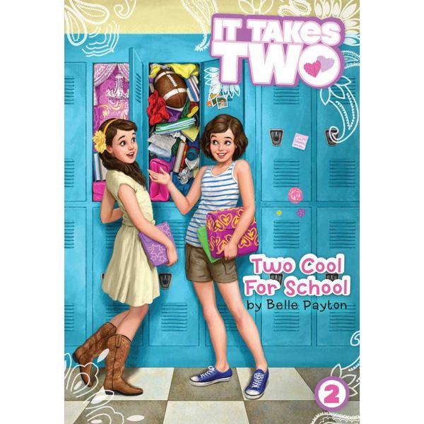 Two Cool for School - Belle Payton   Karta-nauczyciela.org