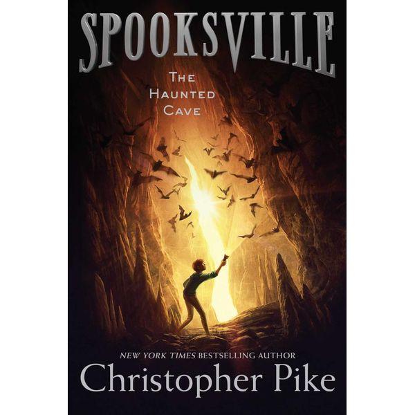 The Haunted Cave - Christopher Pike   Karta-nauczyciela.org