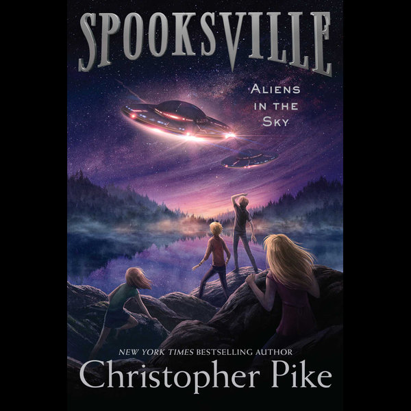 Aliens in the Sky - Christopher Pike | Karta-nauczyciela.org