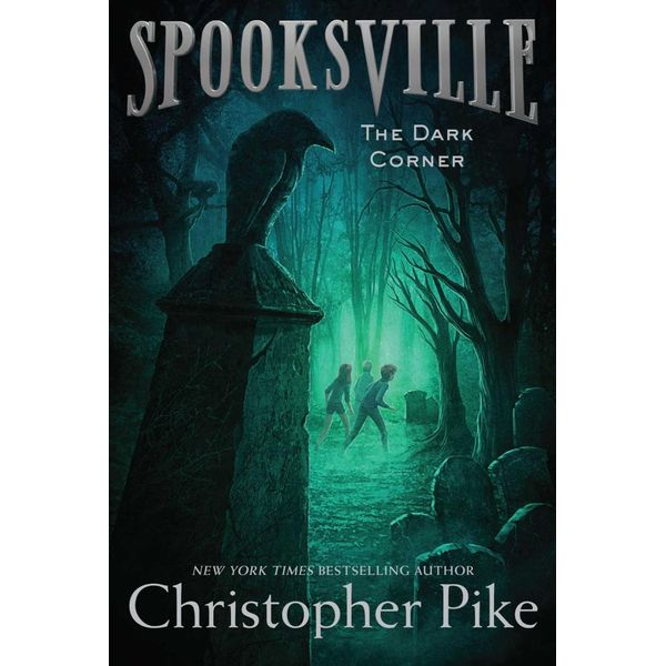 The Dark Corner - Christopher Pike | Karta-nauczyciela.org