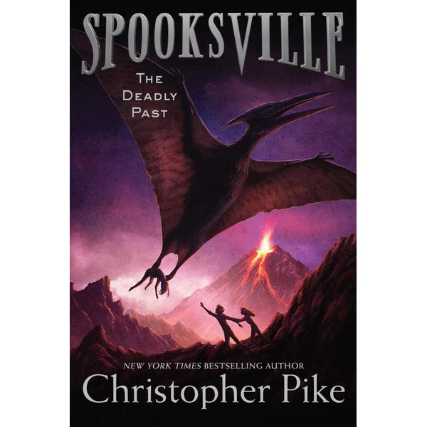 The Deadly Past - Christopher Pike   Karta-nauczyciela.org