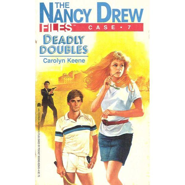 Deadly Doubles - Carolyn Keene   Karta-nauczyciela.org