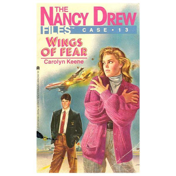 Wings of Fear - Carolyn Keene | Karta-nauczyciela.org