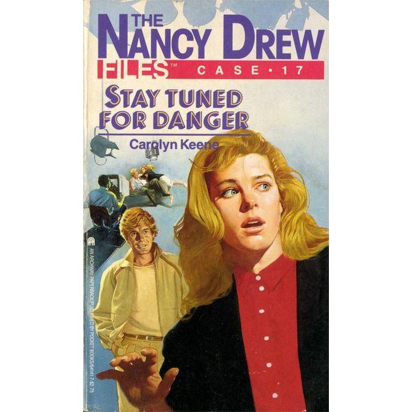 Stay Tuned for Danger - Carolyn Keene | Karta-nauczyciela.org