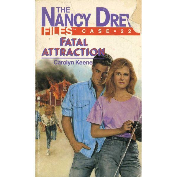 Fatal Attraction - Carolyn Keene | Karta-nauczyciela.org